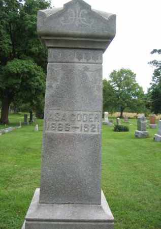 CODER, ASA - Union County, Ohio | ASA CODER - Ohio Gravestone Photos