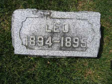 CODY, LEO - Union County, Ohio | LEO CODY - Ohio Gravestone Photos