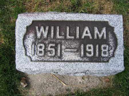 CODY, WILLIAM - Union County, Ohio | WILLIAM CODY - Ohio Gravestone Photos