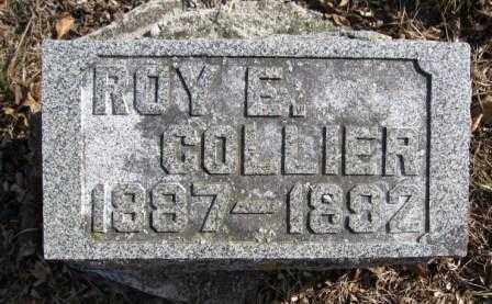 COLLIER, ROY E. - Union County, Ohio | ROY E. COLLIER - Ohio Gravestone Photos