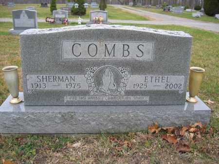 COMBS, SHERMAN - Union County, Ohio | SHERMAN COMBS - Ohio Gravestone Photos