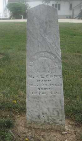 CONE, R.S. - Union County, Ohio | R.S. CONE - Ohio Gravestone Photos