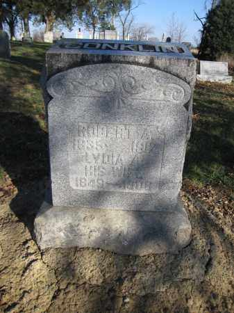 CONKLIN, ROBERT A. - Union County, Ohio | ROBERT A. CONKLIN - Ohio Gravestone Photos