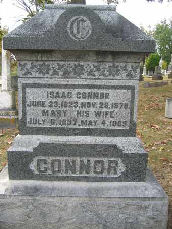 CONNOR, ISAAC - Union County, Ohio | ISAAC CONNOR - Ohio Gravestone Photos