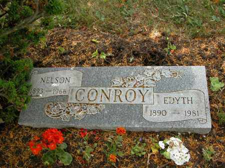 CONROY, NELSON - Union County, Ohio | NELSON CONROY - Ohio Gravestone Photos