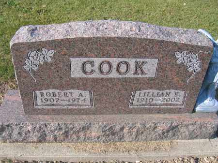 COOK, LILLIAN E. - Union County, Ohio | LILLIAN E. COOK - Ohio Gravestone Photos