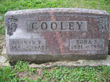 COOLEY, EDNA S. - Union County, Ohio | EDNA S. COOLEY - Ohio Gravestone Photos