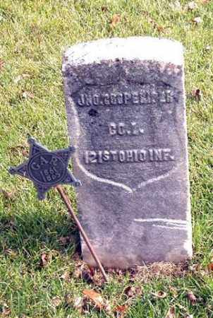 COOPERIDER, J. O. (JOHN) - Union County, Ohio | J. O. (JOHN) COOPERIDER - Ohio Gravestone Photos