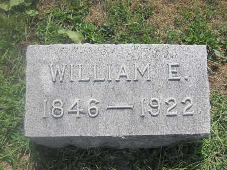 COOPERIDER, WILLIAM E. - Union County, Ohio | WILLIAM E. COOPERIDER - Ohio Gravestone Photos