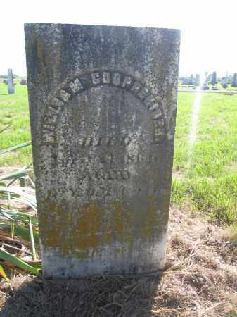 COOPERIDER, WILLIAM - Union County, Ohio | WILLIAM COOPERIDER - Ohio Gravestone Photos