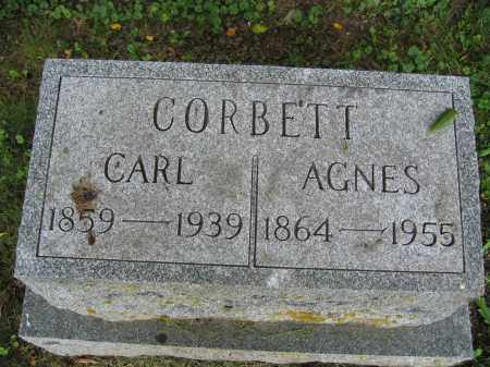 CORBETT, CARL - Union County, Ohio | CARL CORBETT - Ohio Gravestone Photos