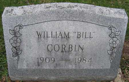 CORBIN, WILLIAM - Union County, Ohio | WILLIAM CORBIN - Ohio Gravestone Photos