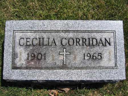 CORRIDAN, CECILIA - Union County, Ohio | CECILIA CORRIDAN - Ohio Gravestone Photos
