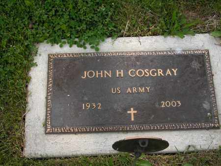 COSGRAY, JOHN H. - Union County, Ohio | JOHN H. COSGRAY - Ohio Gravestone Photos