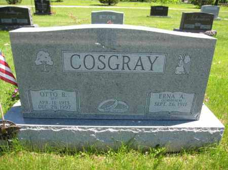 COSGRAY, OTTO B. - Union County, Ohio | OTTO B. COSGRAY - Ohio Gravestone Photos