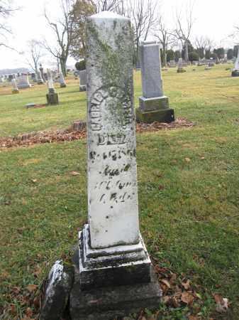 COTRELL, GABRIEL - Union County, Ohio | GABRIEL COTRELL - Ohio Gravestone Photos