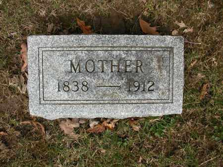 CRADLER, MARY - Union County, Ohio | MARY CRADLER - Ohio Gravestone Photos