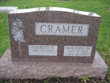 CRAMER, MARJORIE M. - Union County, Ohio | MARJORIE M. CRAMER - Ohio Gravestone Photos