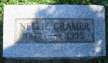 CRAMER, NELLIE - Union County, Ohio | NELLIE CRAMER - Ohio Gravestone Photos