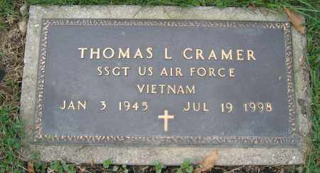CRAMER, THOMAS L. - Union County, Ohio | THOMAS L. CRAMER - Ohio Gravestone Photos
