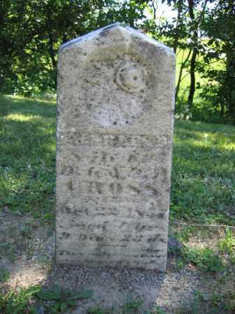 CROSS, CHARLES - Union County, Ohio   CHARLES CROSS - Ohio Gravestone Photos