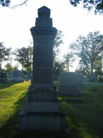 CROSS, PHOEBE Y. - Union County, Ohio | PHOEBE Y. CROSS - Ohio Gravestone Photos