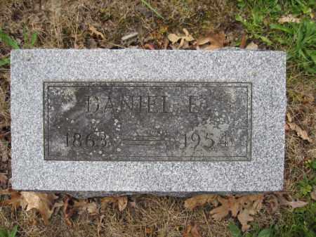 CROTHERS, DANIEL E. - Union County, Ohio | DANIEL E. CROTHERS - Ohio Gravestone Photos