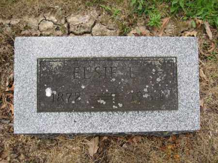 CROTHERS, ELSIE L. - Union County, Ohio | ELSIE L. CROTHERS - Ohio Gravestone Photos