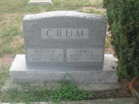 CRUM, TIMMY L. - Union County, Ohio | TIMMY L. CRUM - Ohio Gravestone Photos