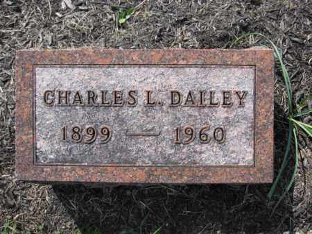 DAILEY, CHARLES L. - Union County, Ohio | CHARLES L. DAILEY - Ohio Gravestone Photos
