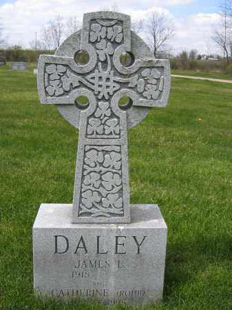 DALEY, JAMES L. - Union County, Ohio | JAMES L. DALEY - Ohio Gravestone Photos