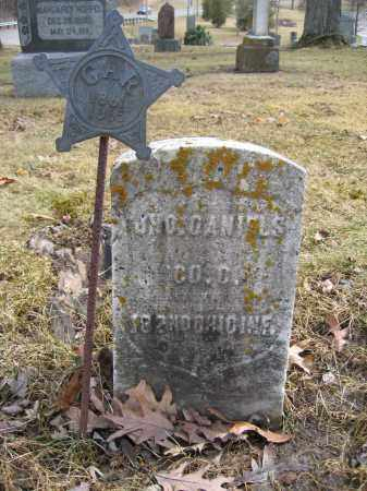 DANIELS, JOHN - Union County, Ohio | JOHN DANIELS - Ohio Gravestone Photos