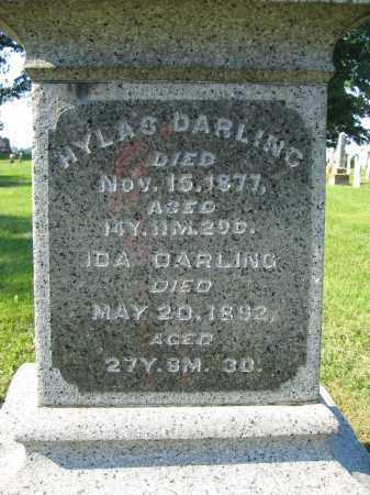 DARLING, IDA - Union County, Ohio | IDA DARLING - Ohio Gravestone Photos