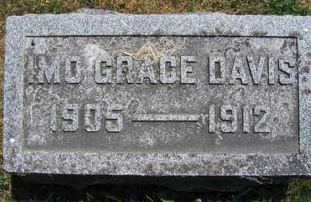 DAVIS, IMO GRACE - Union County, Ohio | IMO GRACE DAVIS - Ohio Gravestone Photos