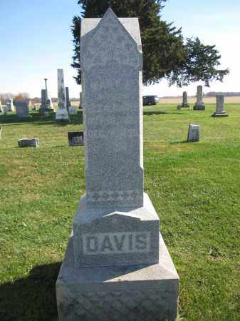 DAVIS, MARY E. - Union County, Ohio | MARY E. DAVIS - Ohio Gravestone Photos