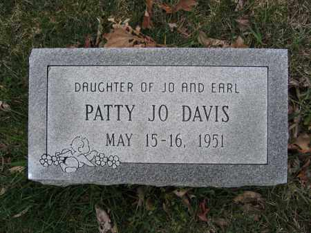 DAVIS, PATTY JO - Union County, Ohio | PATTY JO DAVIS - Ohio Gravestone Photos