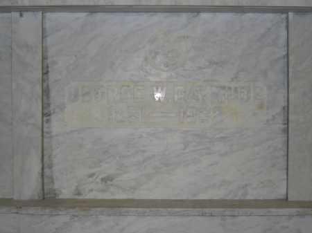 DAYMUDE, GEORGE W. - Union County, Ohio   GEORGE W. DAYMUDE - Ohio Gravestone Photos