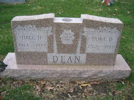 DEAN, DORA D. - Union County, Ohio | DORA D. DEAN - Ohio Gravestone Photos