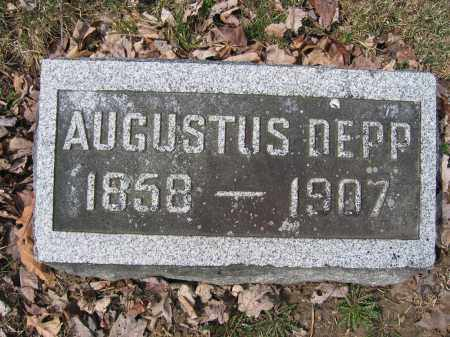 DEPP, AUGUSTUS - Union County, Ohio | AUGUSTUS DEPP - Ohio Gravestone Photos