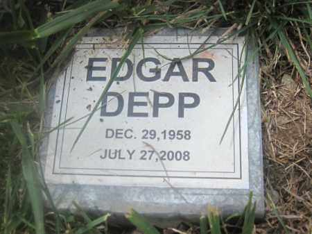DEPP, EDGAR - Union County, Ohio | EDGAR DEPP - Ohio Gravestone Photos