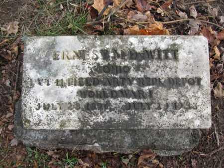 DEWITT, ERNEST MELVIN - Union County, Ohio | ERNEST MELVIN DEWITT - Ohio Gravestone Photos