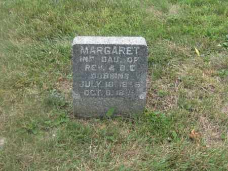 DOBBINS, MARGARET - Union County, Ohio | MARGARET DOBBINS - Ohio Gravestone Photos