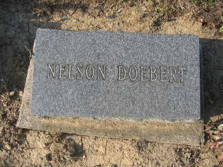 DOEBERT, NELSON - Union County, Ohio | NELSON DOEBERT - Ohio Gravestone Photos