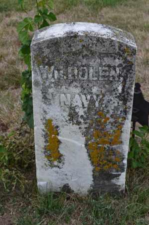 DOLEN, WILLIAM - Union County, Ohio | WILLIAM DOLEN - Ohio Gravestone Photos