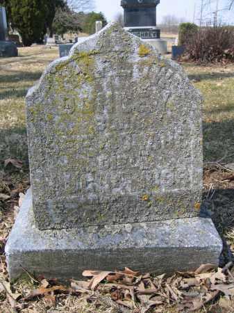 DONLEY, HARLOW - Union County, Ohio | HARLOW DONLEY - Ohio Gravestone Photos
