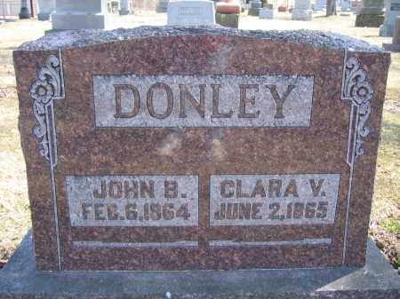 DONLEY, JOHN B. - Union County, Ohio | JOHN B. DONLEY - Ohio Gravestone Photos