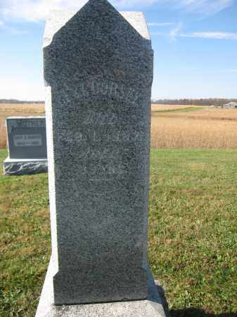 DORSEY, LEVI - Union County, Ohio | LEVI DORSEY - Ohio Gravestone Photos