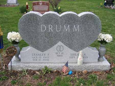 DRUMM, STANLEY F. - Union County, Ohio | STANLEY F. DRUMM - Ohio Gravestone Photos