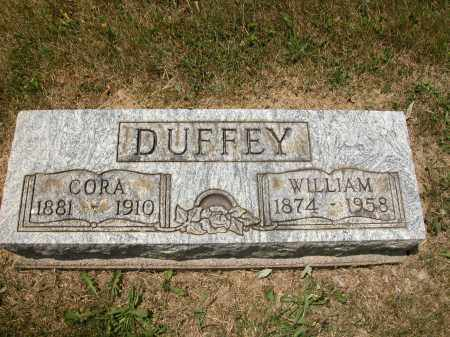 DUFFEY, CORA - Union County, Ohio | CORA DUFFEY - Ohio Gravestone Photos