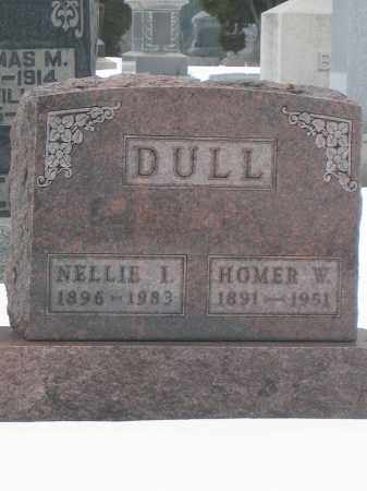 DULL, NELLIE I. - Union County, Ohio | NELLIE I. DULL - Ohio Gravestone Photos